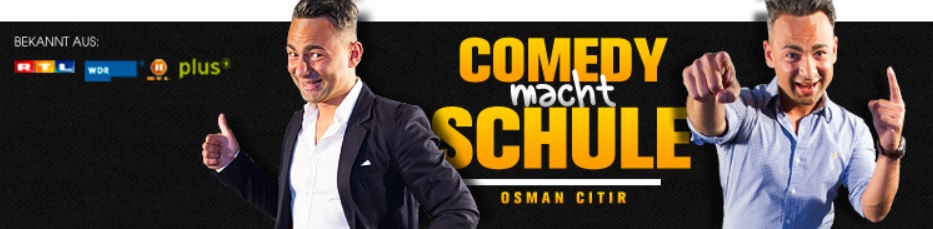 Comedy-macht-schule